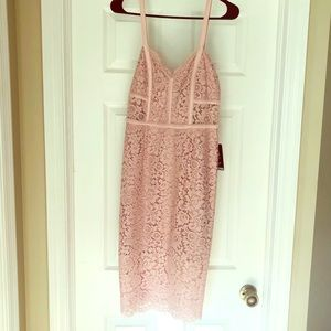 Express Party Dress-NWT